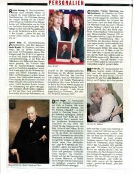 Article, Der Spiegel