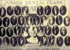 Junior Dental Class 1918